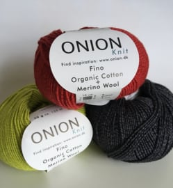 Fino Organic Cotton + Merino Wool