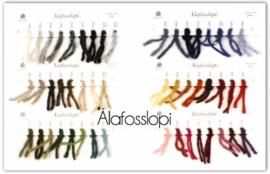 Stalenkaart Alafoss Lopi