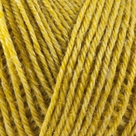 Onion Nettle Sock Yarn - 1016 Okergeel