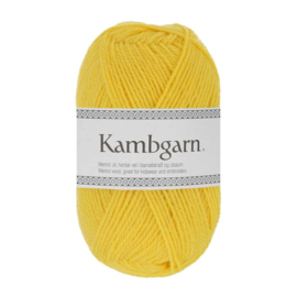 Lopi Kambgarn 1211 Yellow
