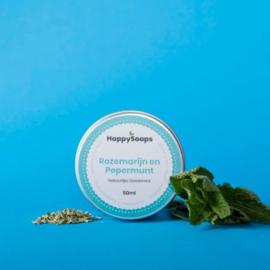 Happy Soaps - Deodorant - Rozemarijn & Pepermunt