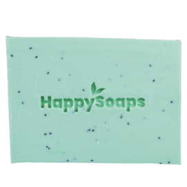 Happy Soaps- Body Bar - Tea Tree & Pepermunt
