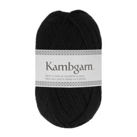 Lopi Kambgarn 0059 Black