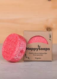 Happy Soaps - Shampoo Bar-  You're One in a Melon