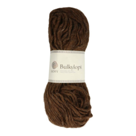 Bulky lopi 0867 Chocolate heather