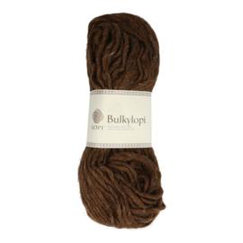 Bulky lopi 0867 Chocolate heather