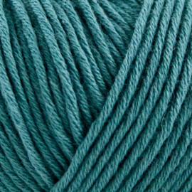 Onion Organic cotton 148 petrolblauw