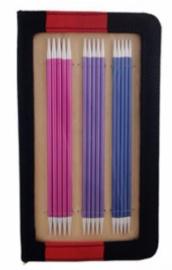 Knitpro Set 20 cm sokkennaalden Zing