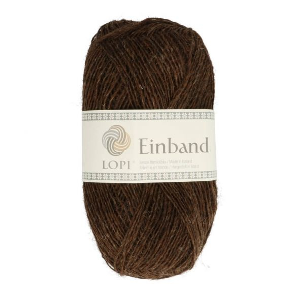 Lopi Einband 0867 Chocolate