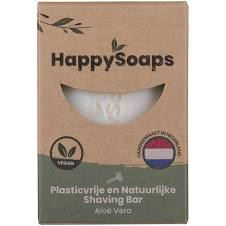 Happy Soaps - Shaving Bar - Aloë Vera
