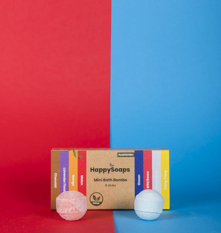 Happy Soaps - Bath Bombs - Herbal Sweets