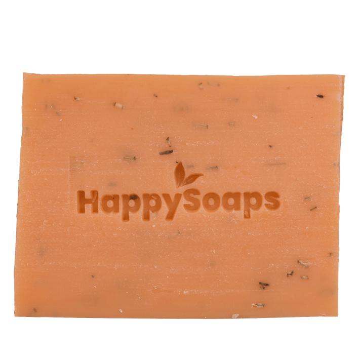Happy Soaps- Body bar - Argan olie & Rozemarijn