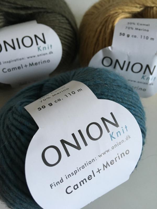Onion Camel + Merino