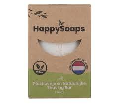 Happy Soaps- Shaving Bar - kokos