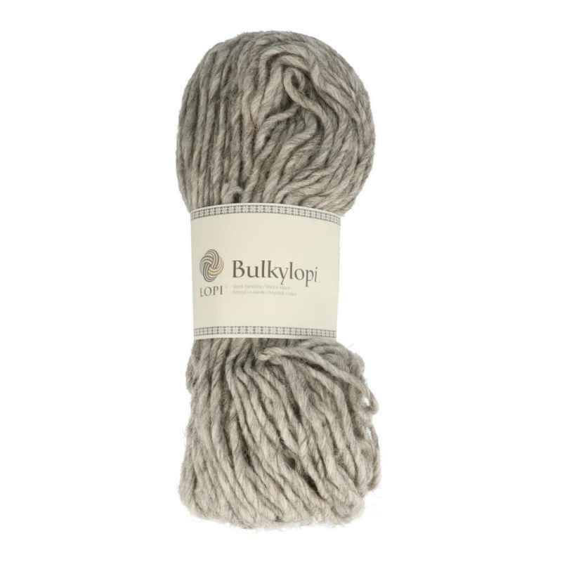 Bulky lopi 0056 Ash heather