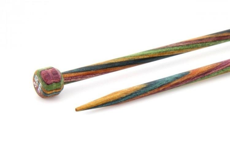 Knitpro Symfonie wood breinaalden -- 3,5 mm - 35 cm