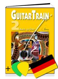 Guitar Train 2 Deutsch mit CD und Plektren