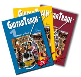 Guitar Train Serie Niederländisch mit CD und 6 Plektren Versandkostenfrei