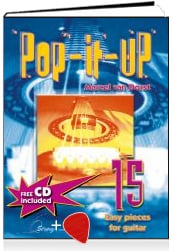 Pop it Up mit CD und Plektrum