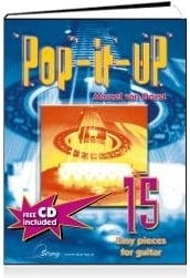 Pop it Up met CD en Plectrum