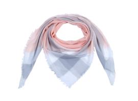 Sjaal Summer Blocks roze