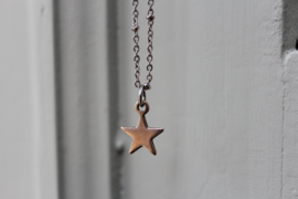 Ster Ketting(RVS)
