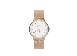 Rosé minute horloge