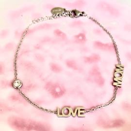 Armband Love Mom