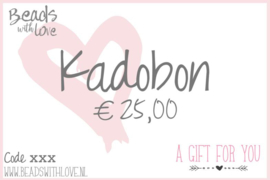 Kadobon Beads With Love