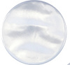 Polaris cabochon 12mm parelmore Light sapphire blue