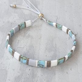 Tila Armband  Turquoise