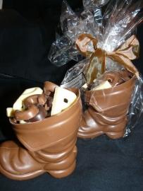Chocolade Schoen