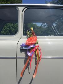 Trouwauto Trabant