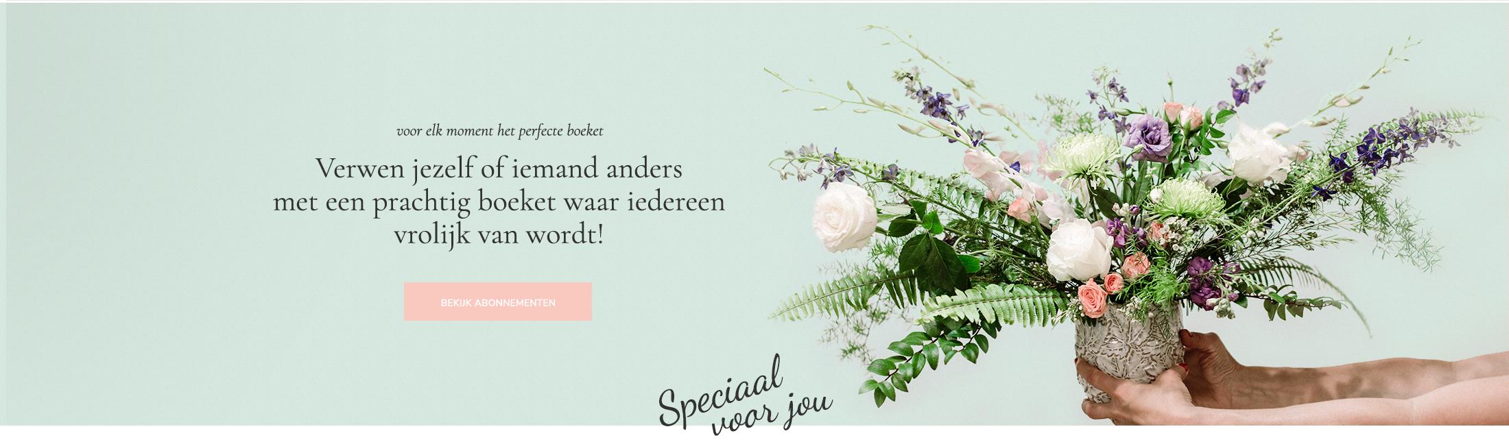 Bloemenhuis Hortensius webwinkel