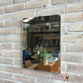 vintage spiegel zonder rand