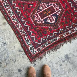 Vintage tapijt 156 x 112