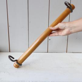 vintage rekstok hout