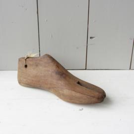 Vintage schoenleest
