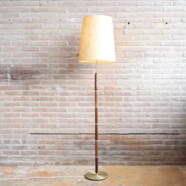 Staande vintage Deense lamp