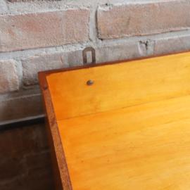 Vintage hangkast lades