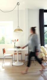 Blog: Binnenkijken in een klein vintage appartement