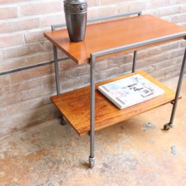 Vintage audio meubel side-table