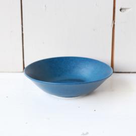 Vintage schaaltje blauw