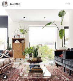 Perzisch tapijt woonkamer inspiratie