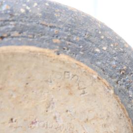 Vintage keramiek schaal  mobach