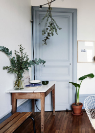 Blog: Denim drift in een vintage interieur