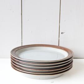 vintage jaren 70  Deens design borden