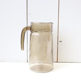 Rookglas glazen karaf