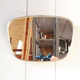 Vintage spiegel jaren 60 70
