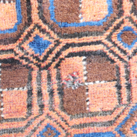 Vintage perzisch tapijt  160 x 95